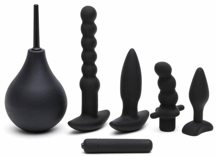 Bumper Booty Bundle Anal Sex Toy Kit