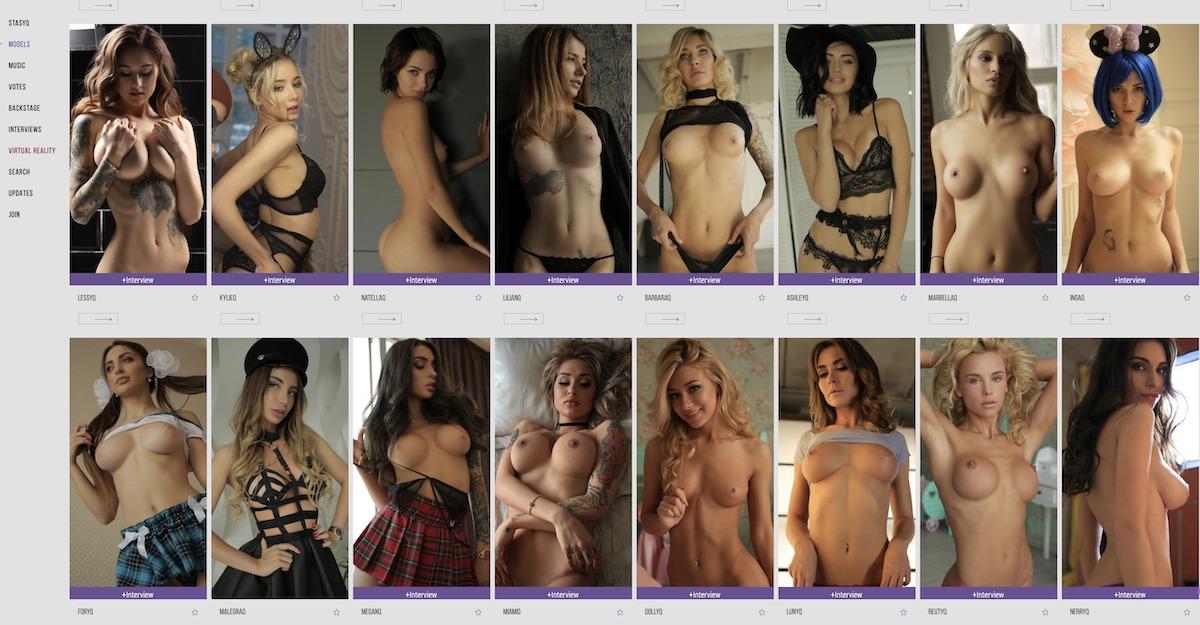 StasyQ models
