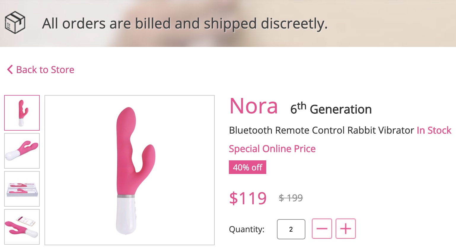 how to buy nora from lovense