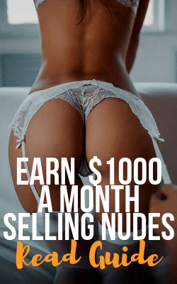 how to make money selling your nudes