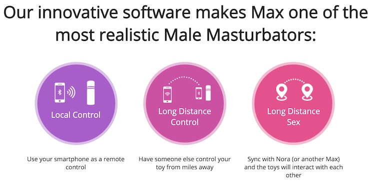 using the lovense max vibrator with the lovense app