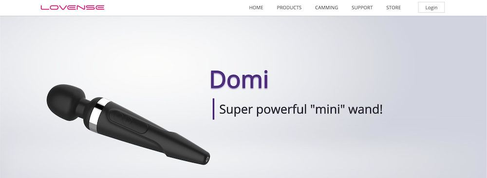 Lovense Domi Review: The Super Powerful Mini-Wand Sex Toy