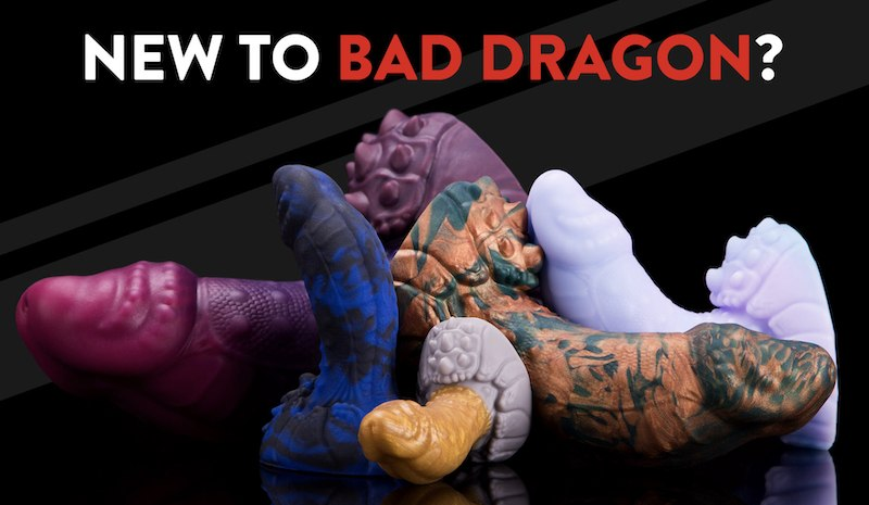 bad dragon sex toys