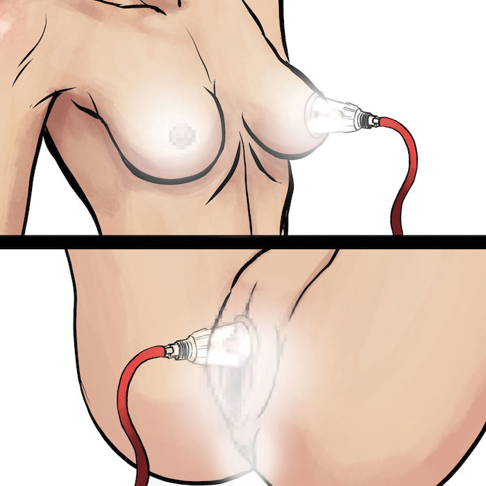 Blush Novelties - Temptasia Clitoris & Nipple Enhancement System