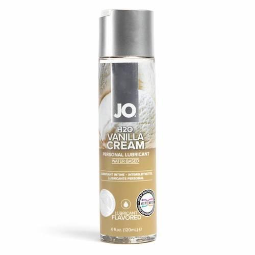 System JO - Vanilla Cream Flavored Lube
