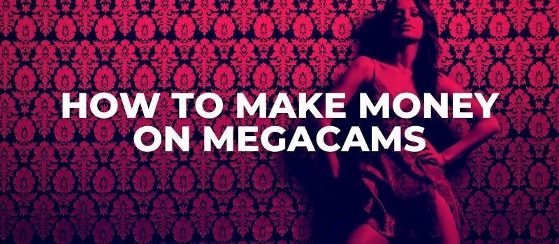 how to make money on megacams