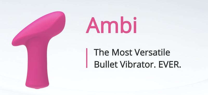 Lovense ambi vibrator review