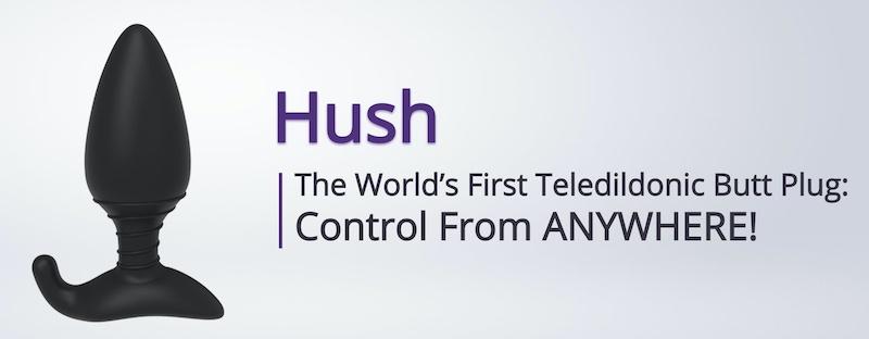 the lovense hush review